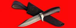 """Нож """"Гюрза"""", клинок сталь D2, рукоять венге"""